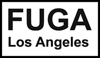 Fuga Gallery Los Angeles log