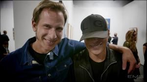 Los Angeles artists Vonn Sumner and LG Williams