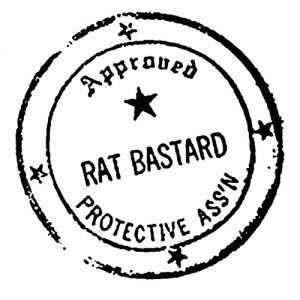 The Rat Bastard Protective Association at The Landing
