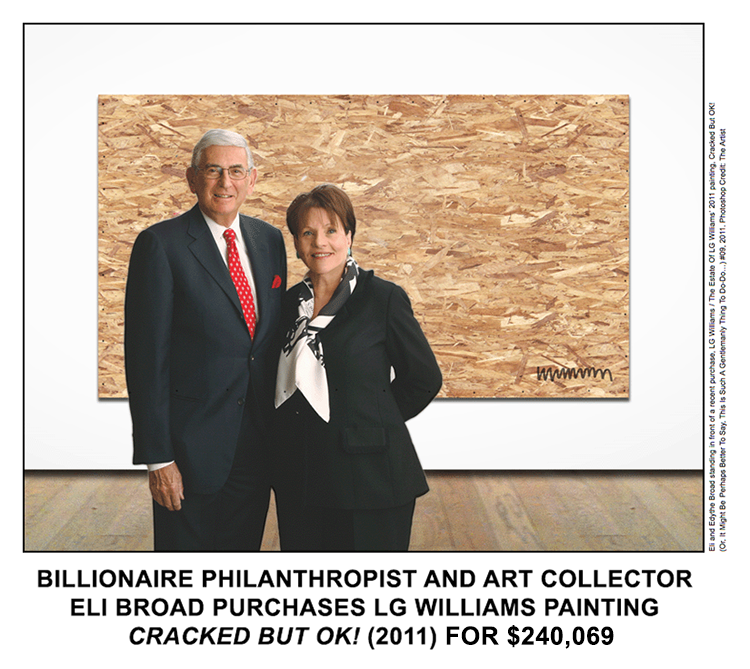 Eli Broad - LG Williams (2011)